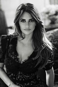 Penelope Cruz Talks Lingerie & Family Values, Is The Perennial Bombshell #refinery29  http://www.refinery29.com/2013/11/57427/penelope-cruz-net-a-porter-cover-shoot#slide1
