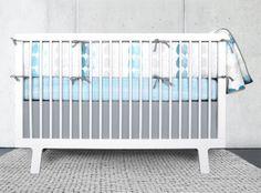 Olli & Lime Forrest 4-Piece Crib Bedding Set #nursery #bedding #baby