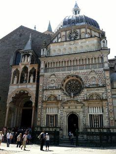Bergamo: Basilica di Santa Maria Maggiori