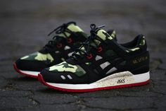 Bait x Asics Gel Lyte III Chaussure Garcon, Chaussures Homme, Mode Homme,  Soulier f8b2f91f741d
