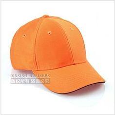 Style caps orange €12