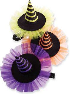 Witch Hat Big Girl Headbands