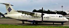 Il Pollaio delle News: Un aereo Trigana, diretto a Papua, con a bordo 54 ...