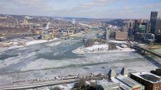 Pittsburgh January 2014. Can't anyone hear me? I said enough already!