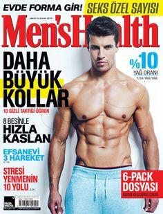 Men's Health 2014 Şubat sayısı.