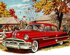 Pontiac, 1954
