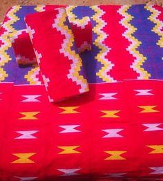 Africa print fabric/Wedding fabric Africa/Graduation kente Kente Print/Original kente/Kente hat/ Kente earrings/ Ladies Kente/ Ghana kente/