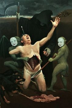 The Artist's Fate - Peter Smeeth, 2011.