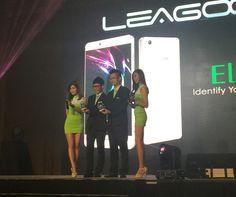 LEAGOO New Elite Series Smartphones Global Launch Conference Lighten Malaysia www.leagoo.com                                       #leagoo #smartphone #mobilephone