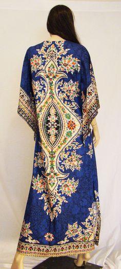 vintage dashiki caftan - like this very much - more traditional