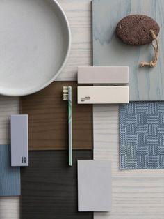 Modular bathroom's collection: Moode by Rexa Design