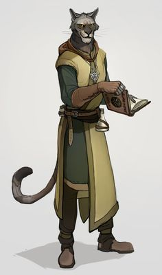 Katocat Commision by Shagan-fury on DeviantArt - Royce Cobbald Fantasy Character Design, Character Design Inspiration, Character Concept, Character Art, Fantasy Races, Fantasy Rpg, Fantasy Artwork, Dungeons And Dragons Characters, Dnd Characters