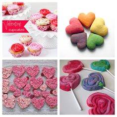 Valentine Cupcakes: Frosted Hearts for Valentine's Day