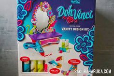 1000 images about doh vinci on pinterest play doh design suites and toy art - Hasbro a7197eu4 doh vinci specchio vanity ...