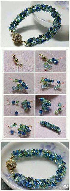 Good idea for mix match beads.