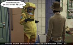 Sims 4 Welt Story – Schuss vor den Bug in StrangerVille The Sims, Sims 4 Stories, 4 Story, Den, Bugs, Beetles, Insects