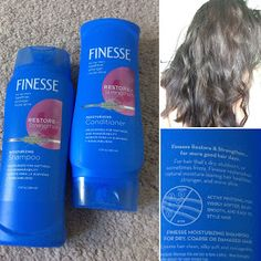 Nesca's Nook: What I thought about Finesse Restore & Strengthen ...