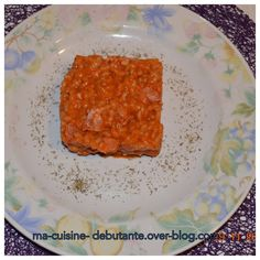 Coquillettes jambon sauce tomatée