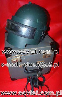 "Soviet Russian Helmet PSH 77 PSH77 TIG Spetsnaz Alpha ""Alfa"" Group KGB Titan | eBay"