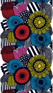 Marimekko has too many amazing prints. This is one of my favorites.