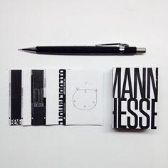 Miniature Hermann Hesse Comp Book     soljee lee