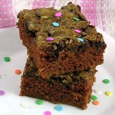Grandmas Chocolate Zucchini Brownies  - Allrecipes.com