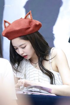 JENNIE 190630 blackpink photobook limited edition fansign South Korean Girls, Korean Girl Groups, My Girl, Cool Girl, Rapper, Black Pink Kpop, Jennie Kim Blackpink, I Love My Wife, Pink Moon