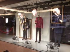 LK By Lincoln Keung - LANVIN -  Hong Kong