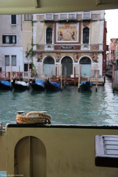 from the ferry to the stunning buildings sitting on top of the Grand Canal, Venice © jadoretotravel