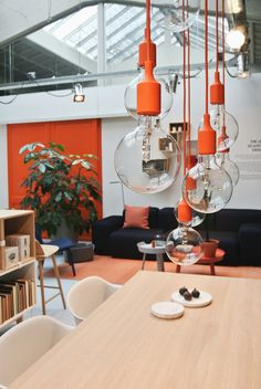 muuto at 'de huisgenoten' - April and mayApril and may