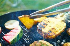 grilováné ovoce Steak, Pizza, Food, Essen, Steaks, Meals, Yemek, Eten