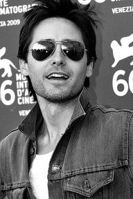 Jared Leto, singer at 30 Seconds To Mars