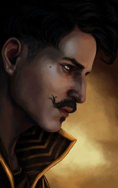 Dorian by xla-hainex on DeviantArt