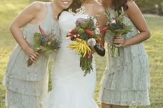 Louisville Wedding Blog - The Local Louisville KY wedding resource: 20 Non-Floral Bridal Bouquets Ideas