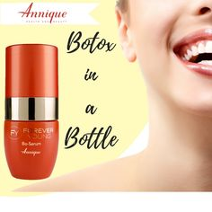 Bo-Serum is your Botox in a bottle, but unlike Botox it is a safe, non-toxic, non-invasive alternative to surgery or injections. See your wrinkles diminish with every application of this potent serum! Forever Young, Health And Beauty, Surgery, Serum, Anti Aging, Lipstick, Skin Care, Bottle, Ageing