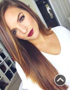 Hairstyles for Straight Hairs-8