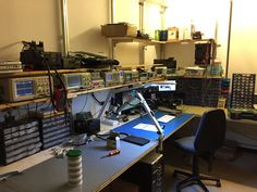 Whats your Work-Bench/lab look like? Post some pictures of your Lab. - Page 65