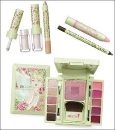 Tinker Bell Inspires PixiGlow Beauty for Target