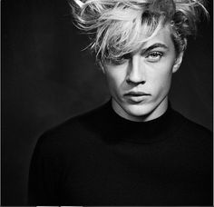 One of our favorite photos of the handsome Lucky Blue Smith, shot by Dani Brubaker here at Smoky Hollow Studios! #LuckyBlueSmith #DaniBrubaker #smokyhollowstudios