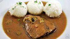 Slovak Recipes, Czech Recipes, Ethnic Recipes, Pork Recipes, Cooking Recipes, Easy Recipes, Best Food Ever, Food 52, Main Meals