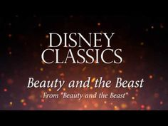 """Beauty and the Beast (Instrumental Philharmonic Orchestra Version) From """"Beauty and the Beast"""" Disney Music, Instrumental, Music Songs, Orchestra, Beauty And The Beast, Wedding Ideas, Album, Play, Youtube"""