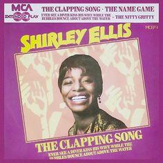 « Quelle est la musique de la pub Sosh pour son spot Clap ? » : The Clapping Song - Shirley Ellis - www.7zic.fr
