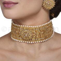 Enticing Jewelry accessories girls,Jewelry accessories bride and Minimalist jewelry videos. Indian Jewelry Sets, Indian Wedding Jewelry, India Jewelry, Gold Jewelry, Luxury Jewelry, Gucci Jewelry, Bridal Jewellery, Turquoise Jewelry, Wire Jewelry