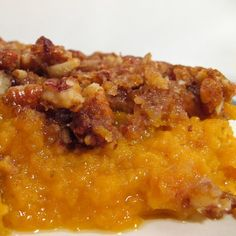 Make our Boston Market Sweet Potato Casserole Recipe at home tonight for your family. With our Secret Restaurant Recipe your Sweet Potato Casserole will taste just like Boston Market Sweet's. Boston Market Sweet Potato Casserole Recipe Filling 3 large Sweet Potatoes 1 cup Sugar 2 Eggs 1/2 cup Butter, softened 1 teaspoon Vanilla Extract Crunch Topping 1/3 cup melted Butter 1/3 cup Flour 1 cup Brown Sugar 1 cup chopped Pecans 1 tablespoon Cinnamon Directions: Boil potatoes until tender. Remove ...