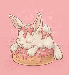 Doughnut Bunny