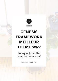 Eh bim! Pourquoi choisir le framework Genesis pour votre site WordPress?