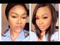 8 Highlighting and Contouring Tutorials for Black Women of All Shades