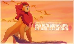 The Lion King 2: Simba's Pride, this is one of my favorite songs and this verse means a lot to me