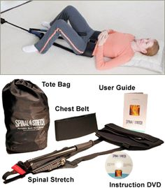 lower back decompression machine
