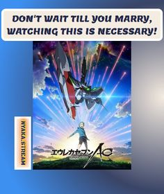 Eureka Seven AO (Dub) - watch Online, completely for Free! Full Episodes are streamed right away - have a look for yourself!